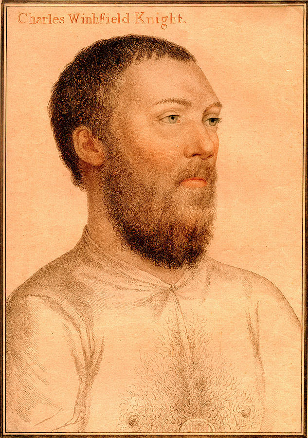 1400s Photograph - Charles Wingfield by Collection Abecasis