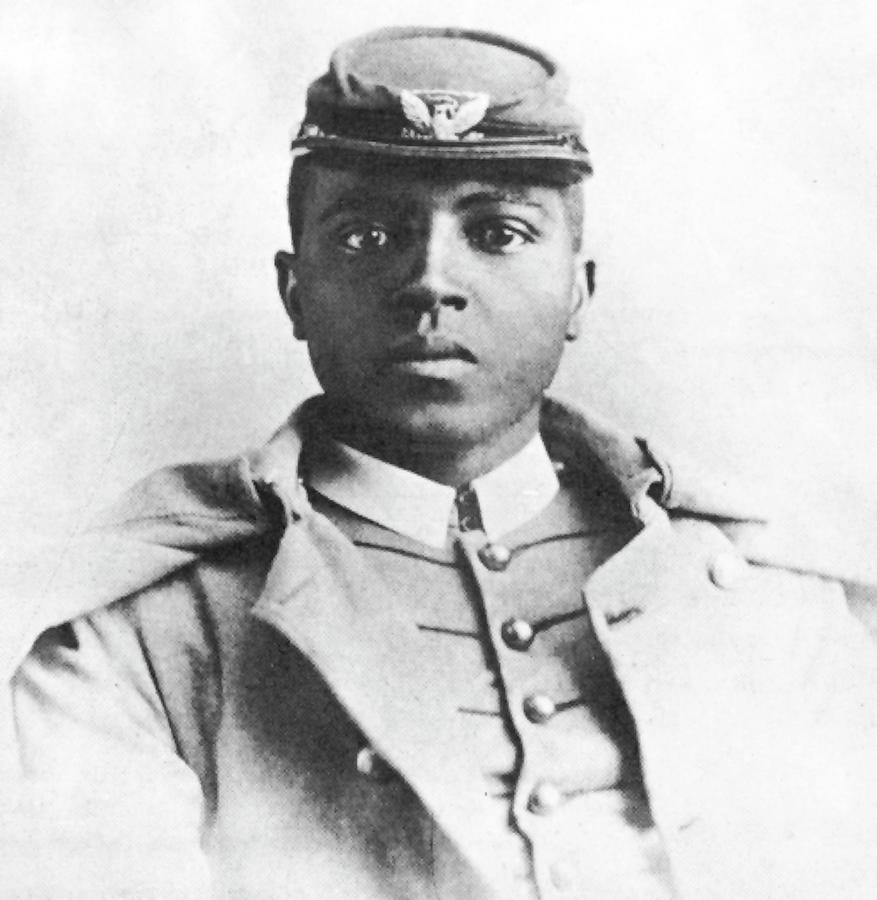 1880 Photograph - Charles Young (1864-1922) by Granger