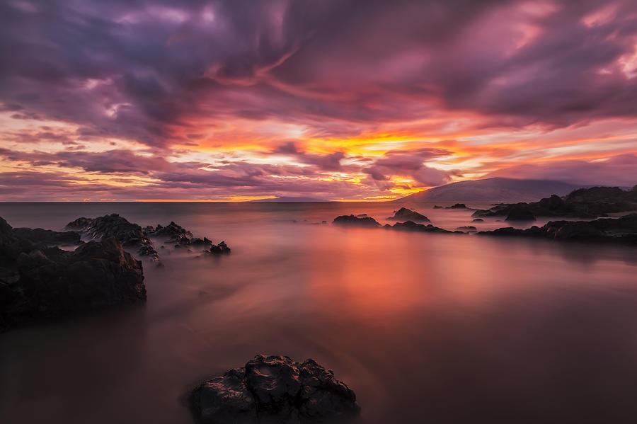 Maui Photograph - Charley Youngs Beach by Hawaii  Fine Art Photography