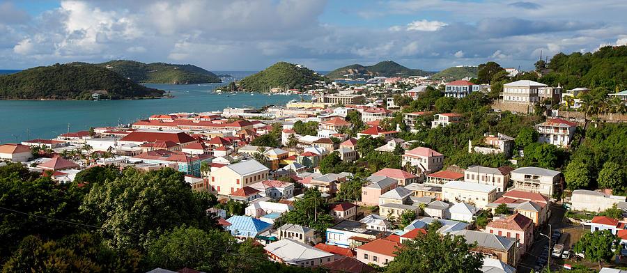 Charlotte Photograph - Charlotte Amalie by Susan  Degginger