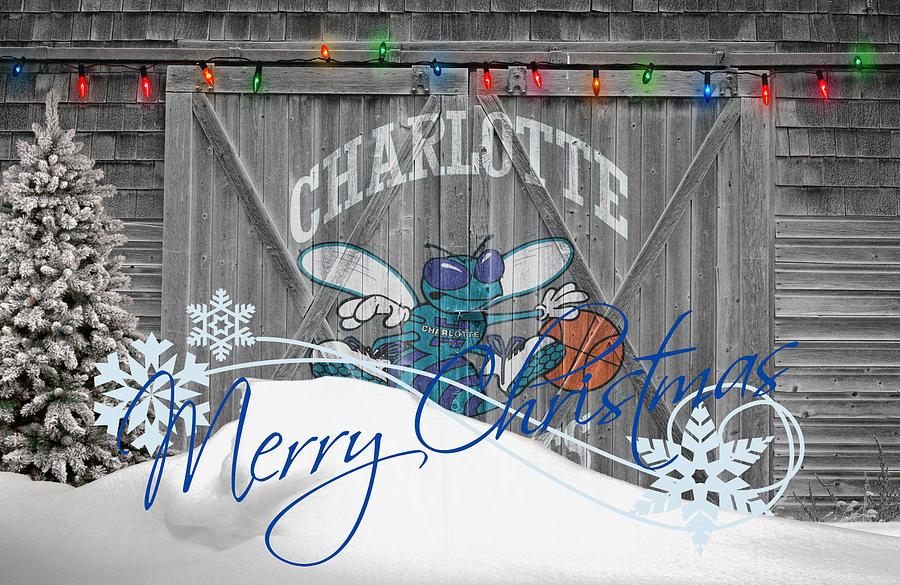 Hornets Photograph - Charlotte Hornets by Joe Hamilton