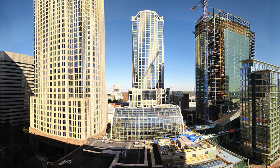 Charlotte Photograph - Charlotte Nc - 12129 by DC Photographer