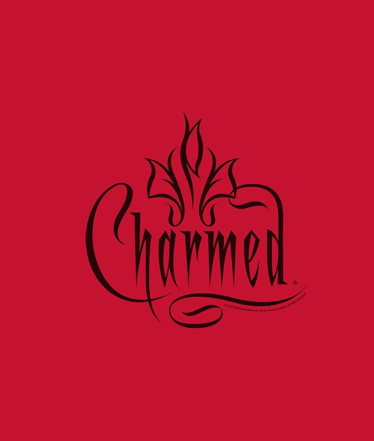 Charmed Digital Art - Charmed - Charmed Logo by Brand A