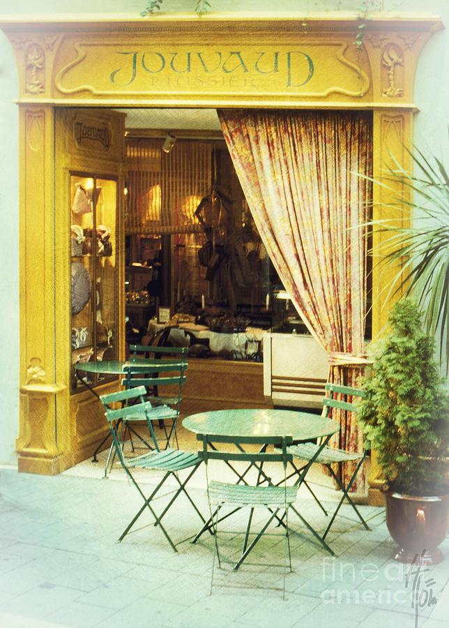 Heiko Photograph - Charming Street Still Life by Heiko Koehrer-Wagner