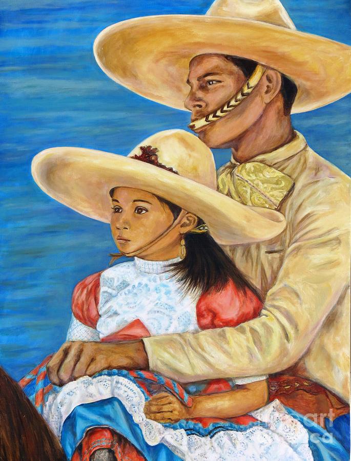 Charo Y Eja by Pat Haley