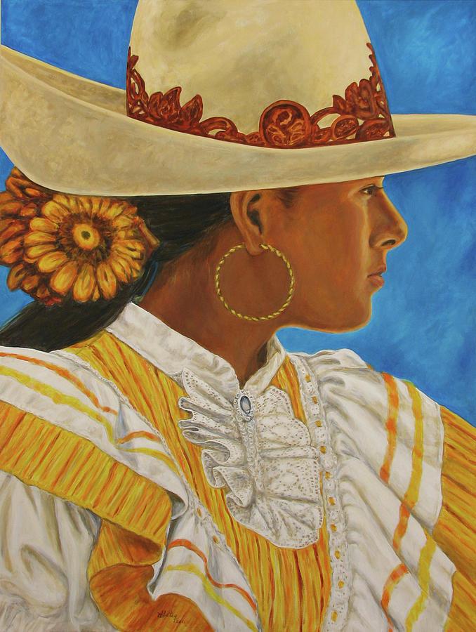 Charra Bonita by Pat Haley