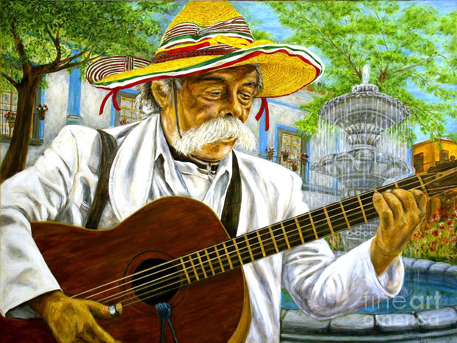 Charrito de Guanajuato by Pat Haley