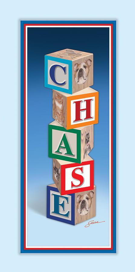 Chase Alexander Shull Digital Art by Harold Shull