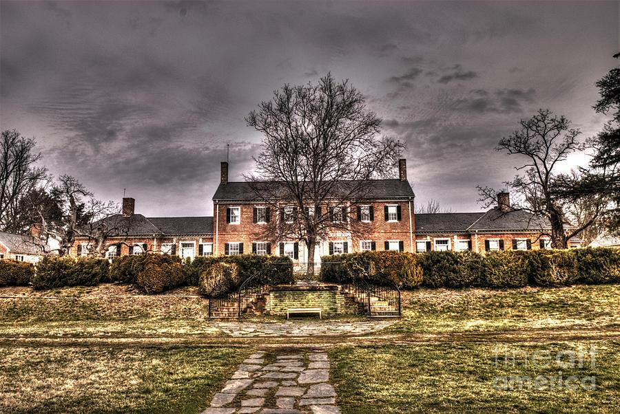 Chatham Manor House by Terri Creasy