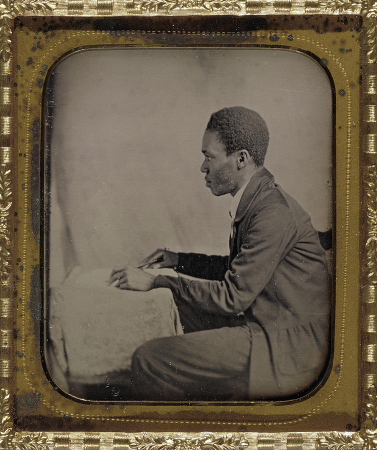1858 Painting - Chauncy H by Granger