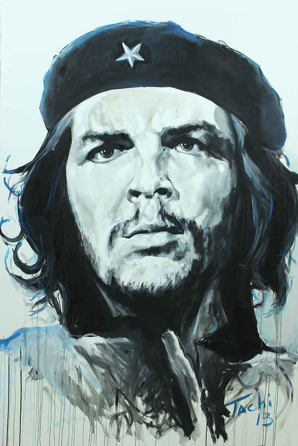 Che Guevara by Tachi Pintor