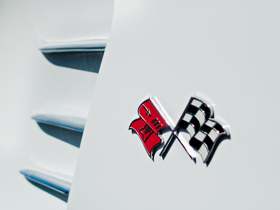 Car Photograph - Checkers by Bill Gallagher