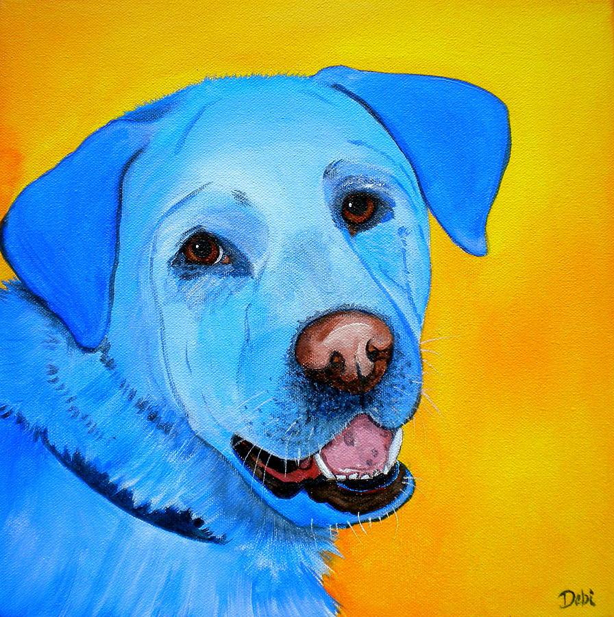 Cheddar Painting - Cheddar by Debi Starr