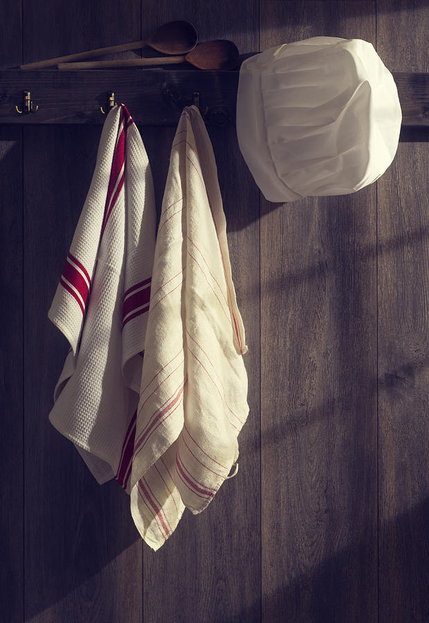 Kitchen Photograph - Chefs Hat by Amanda Elwell