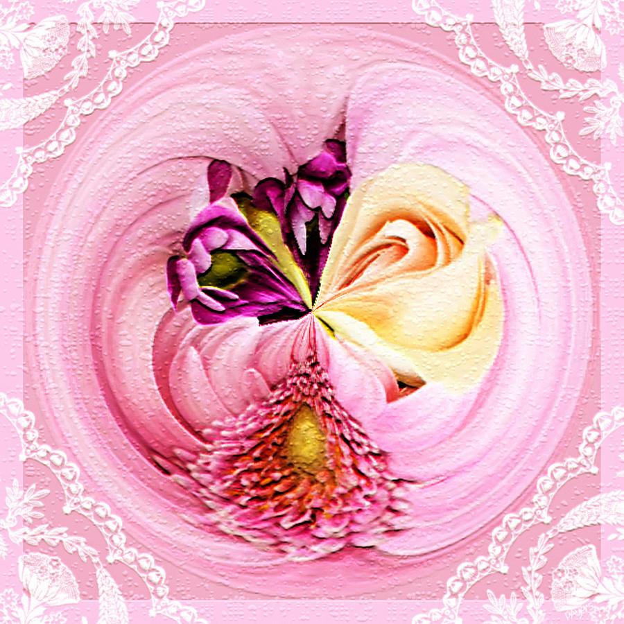 Cherish Photograph - Cherished Bouquet by Paula Ayers
