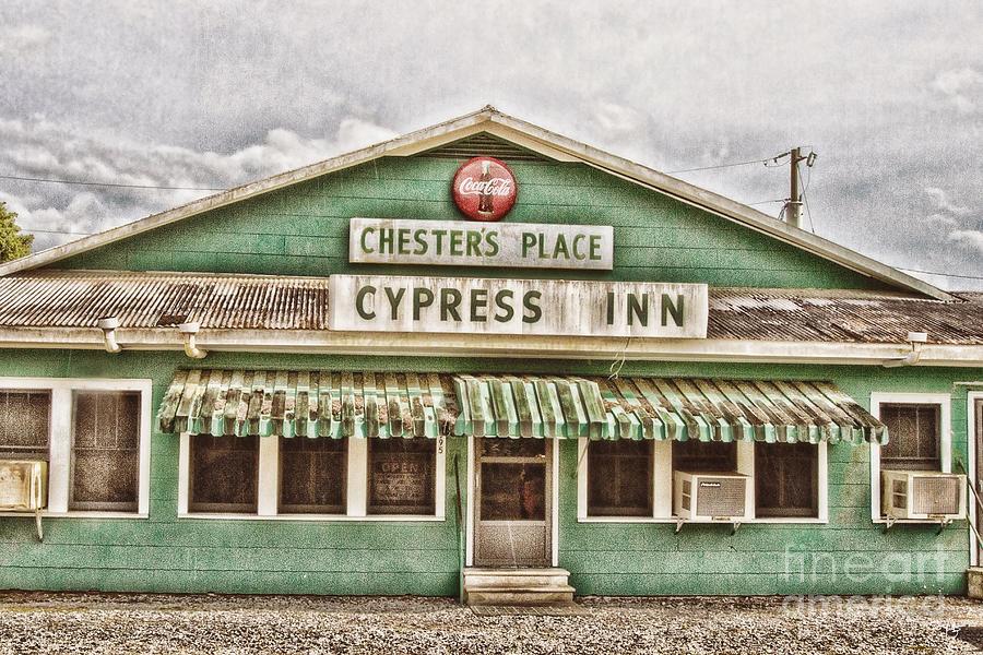 Cypress Inn Photograph - Chesters Place by Scott Pellegrin