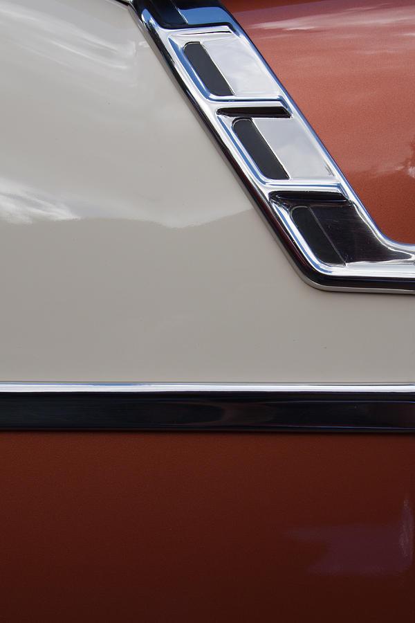 Photographs Photograph - Chevrolet Bel Air by W Chris Fooshee