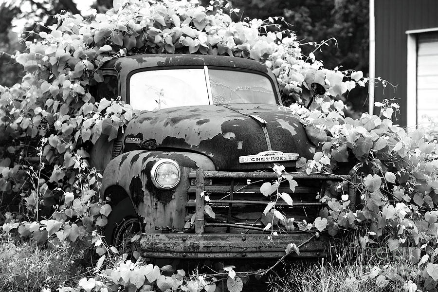 Midwest Photograph - Chevrolet History by John Rizzuto