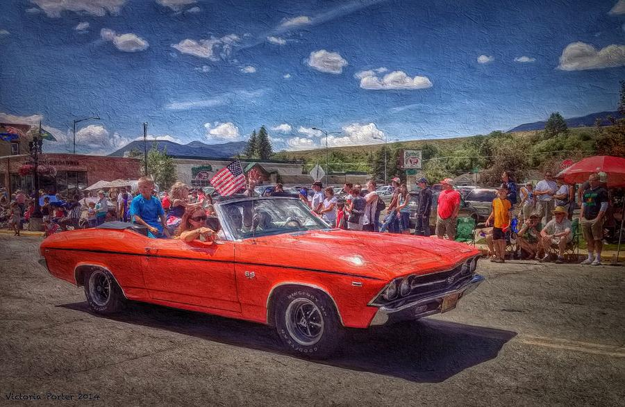 Chevrolet SS Convertible by Victoria Porter