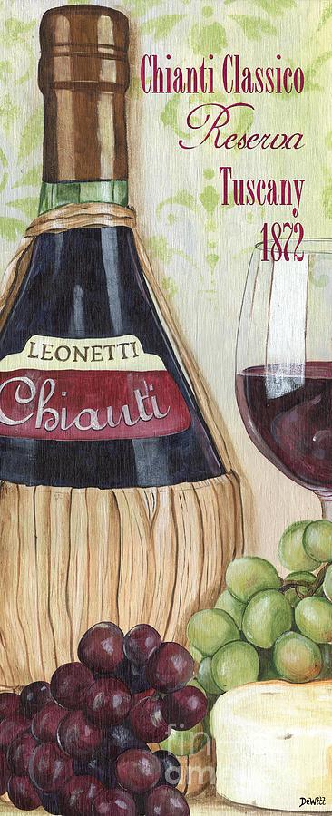 Chianti Classico Painting