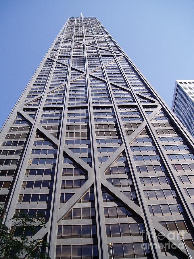 Building Photograph - Chicago 1 by Jennifer E Doll