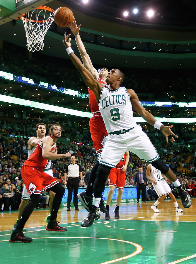 Chicago Bulls V Boston Celtics Photograph by Jared Wickerham