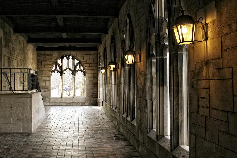 Halls Photograph - Chicago Halls  by Eugene Bergeron