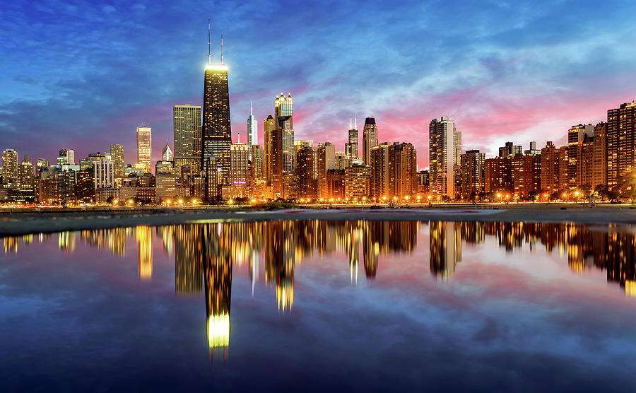 Chicago Photograph by Joe Daniel Price