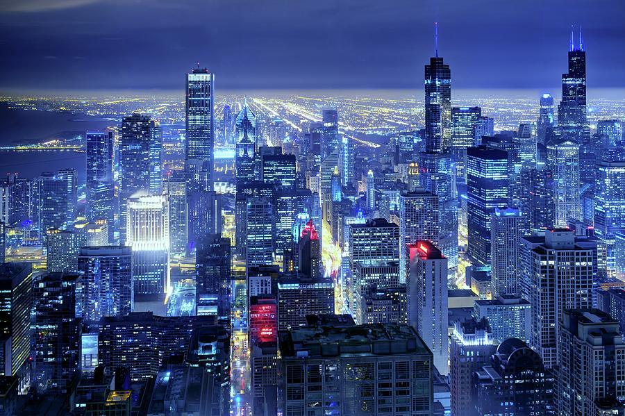 Chicago Photograph by Thomas Kurmeier