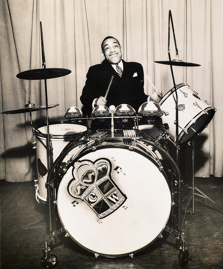 1930 Photograph - Chick Webb (1909-1939) by Granger