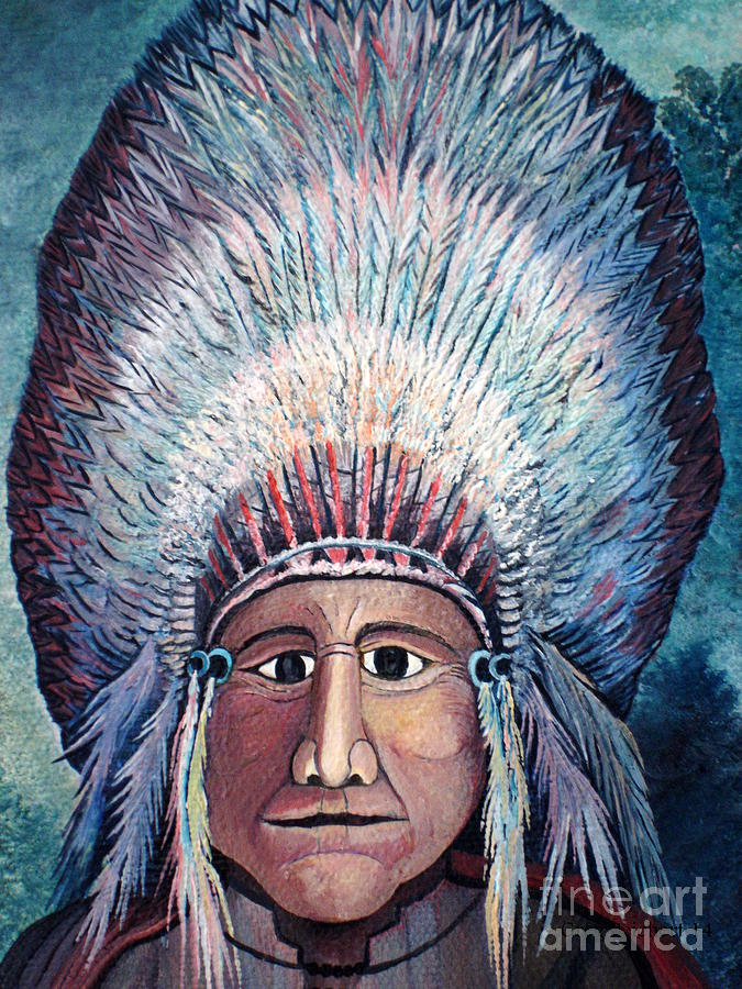 Chief 1 by Greg Reichert Estate