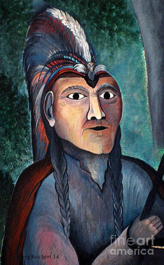 Chief by Greg Reichert Estate