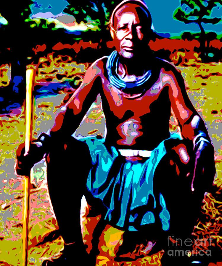 Chief by Oscar Lester