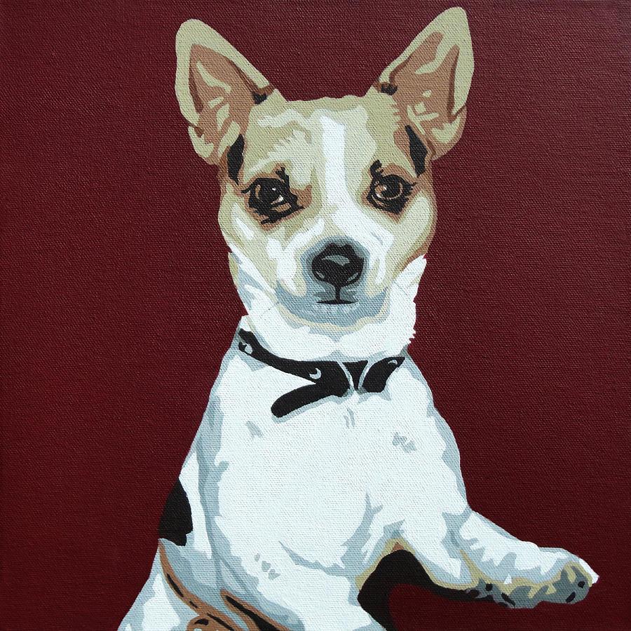 Chihuahua Painting - Chihuahua 2 by Slade Roberts