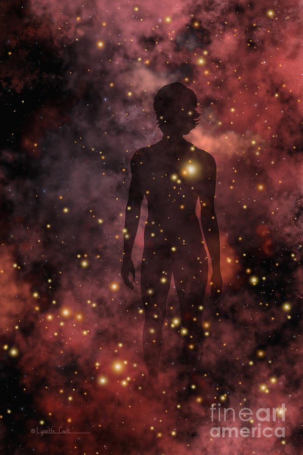 Child of the Cosmos by Lynette Cook