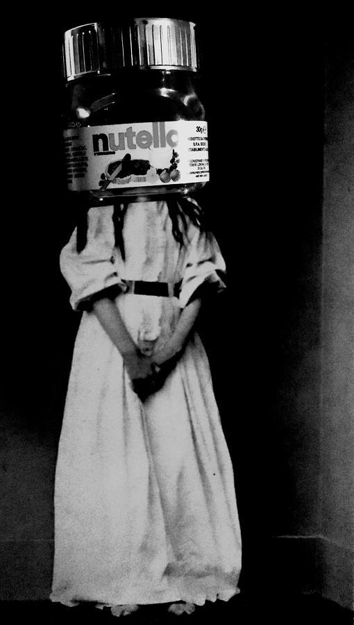 Black And White  Photograph - Childhood Denied by Donatella Muggianu