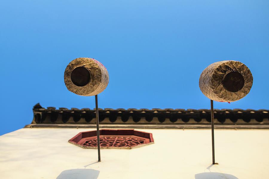 Chinas Ancient Paper Lanterns Photograph by Linghe Zhao