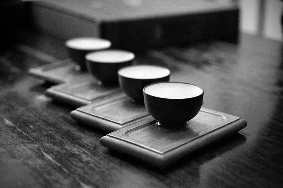 Chinese Tea Ceremony Photograph by Toolx