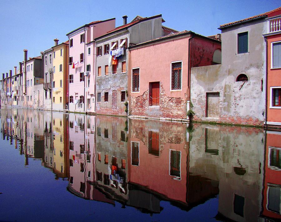 Venice Photograph - Chioggia by Giorgio Darrigo