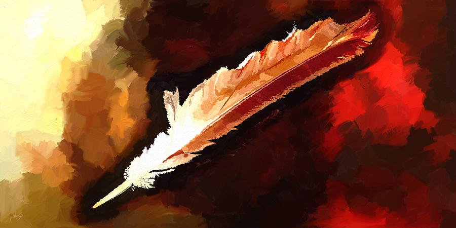 Native Painting - Chippewa Dreams by Daniel Mowry