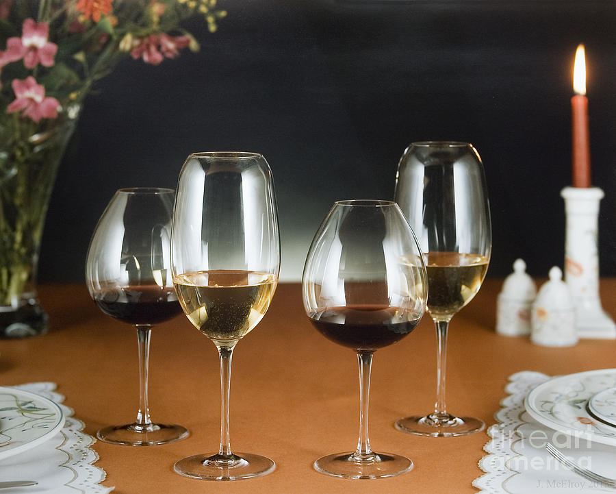 Wine Photograph - Choices  by Jerry McElroy
