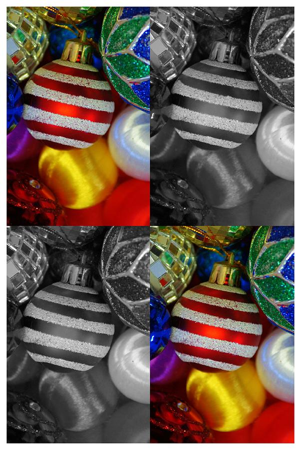 Christmas Photograph - Christmas 1 by Jaqueline Briel