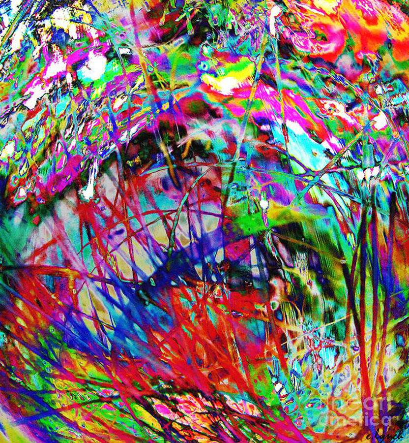 Christmas Digital Art - Christmas 2 by Carol Lynch