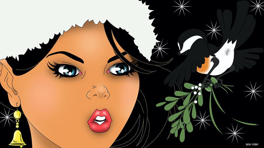 Christmas Digital Art - Christmas 2013 by Lynn Rider