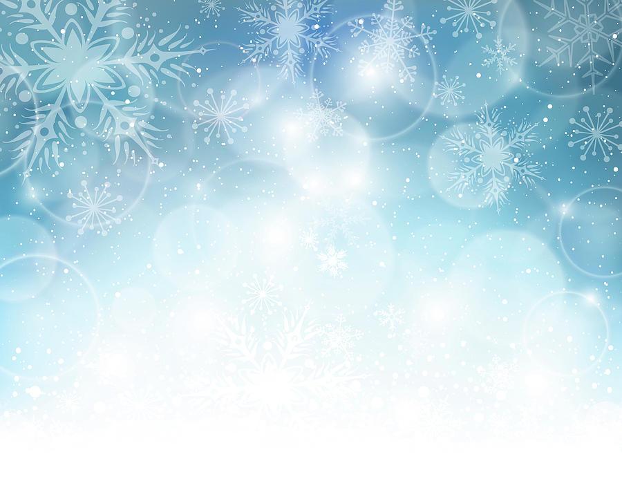 Christmas Background Digital Art by Adyna