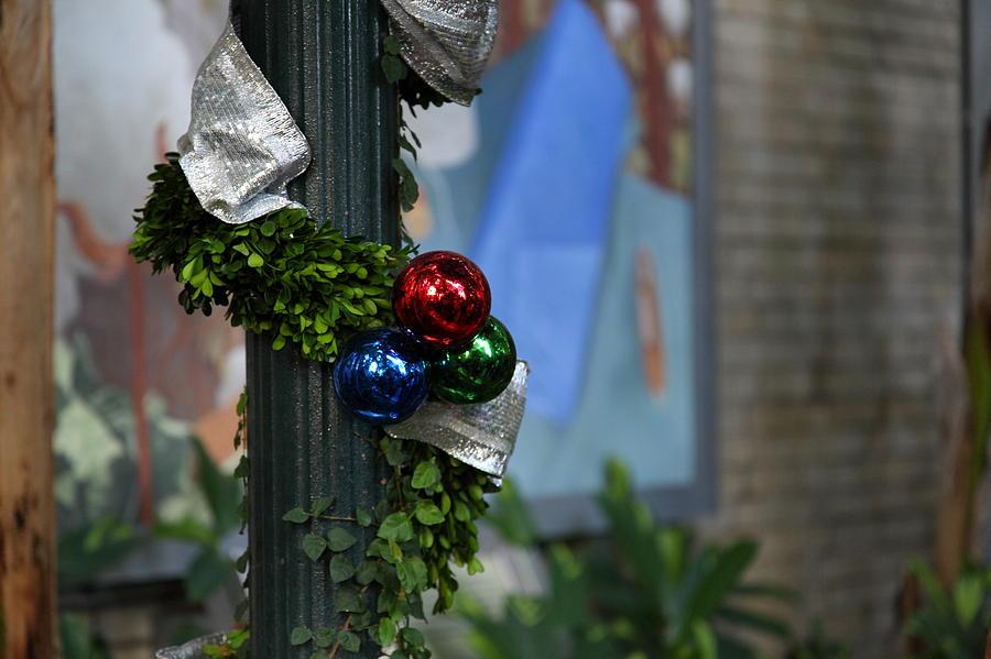 Washington Photograph - Christmas Display - Us Botanic Garden - 01132 by DC Photographer