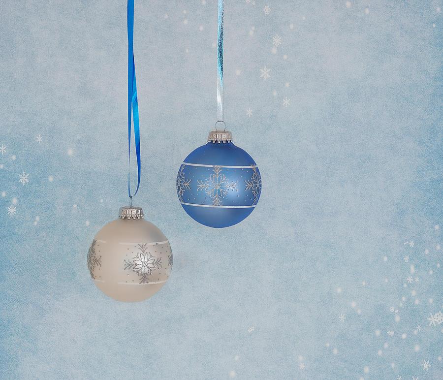 Ball Photograph - Christmas Elegance by Kim Hojnacki