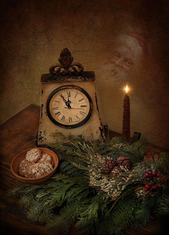 Christmas Eve by Robin-Lee Vieira