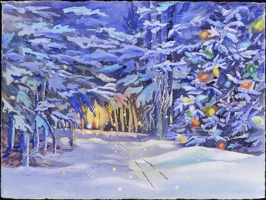 Lead Christmas Lights