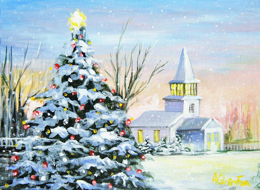 Christmas Land.Christmas Land